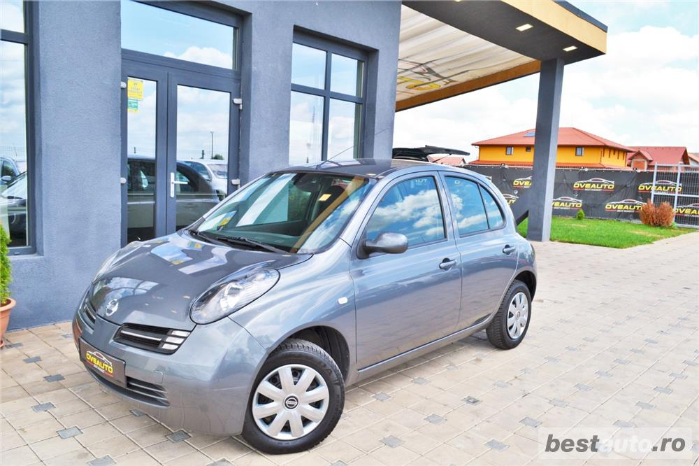 Nissan Micra AN:2005=avans 0 % rate fixe aprobarea creditului in 2 ore=autohaus vindem si in rate