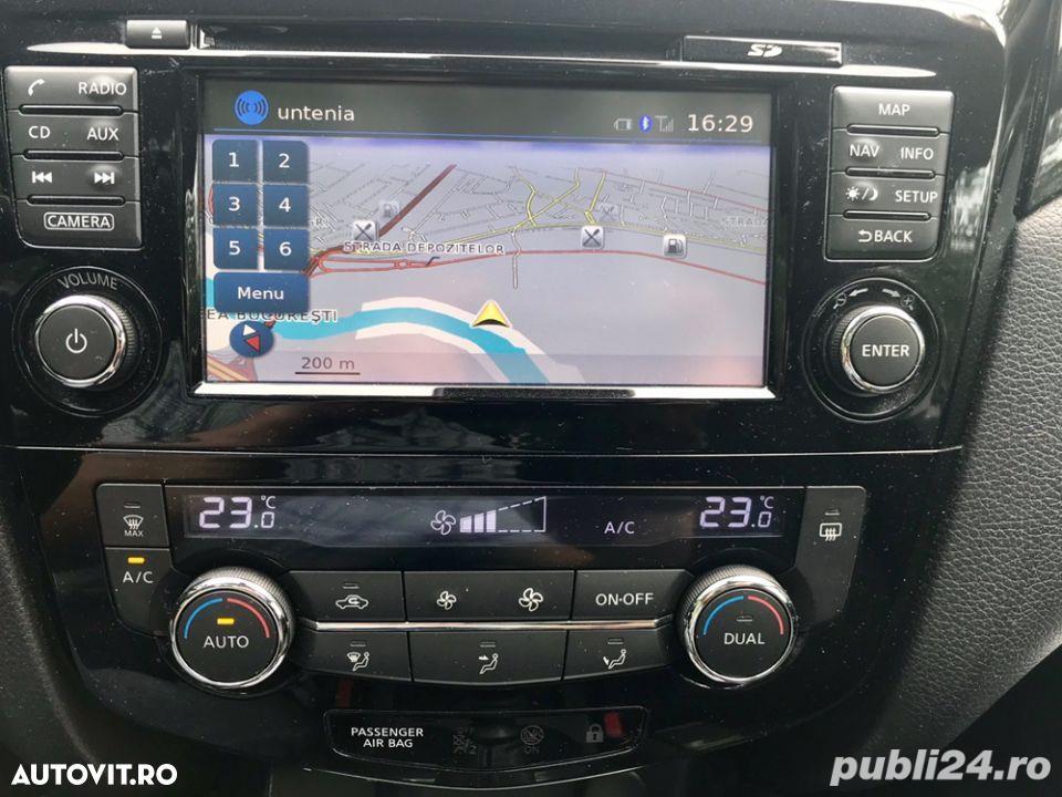 Navigatie Nissan Qashqai