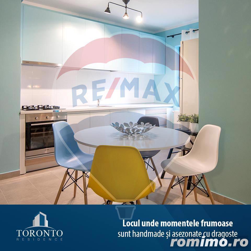 Apartament cu 2 camere de vânzare Torontalului