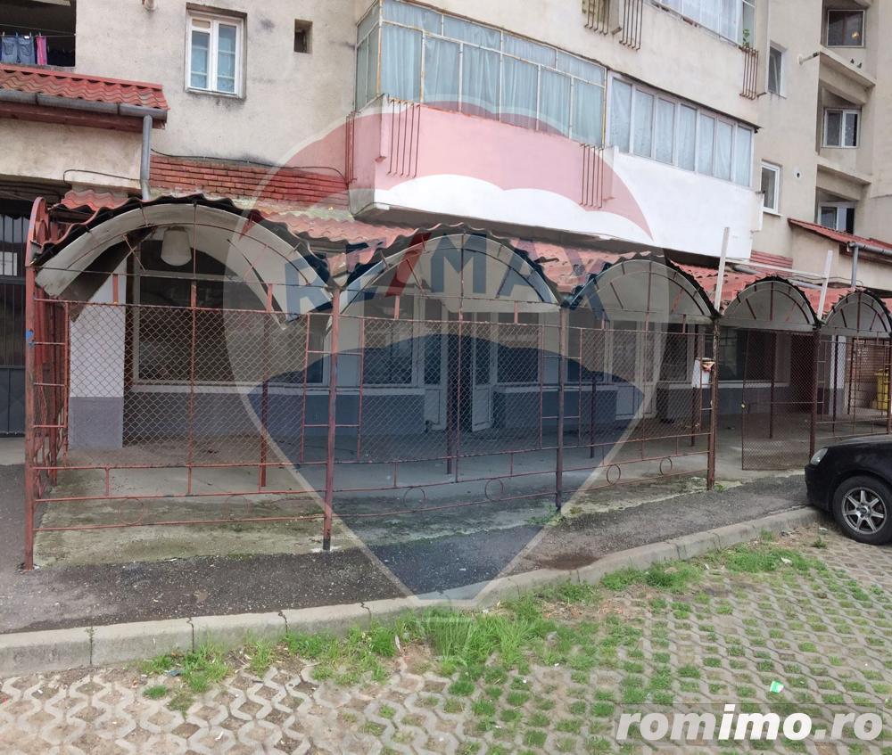 COMISION 0%.Spatiu comercial cu terasa de vanzare/inchiriere in Lugoj.