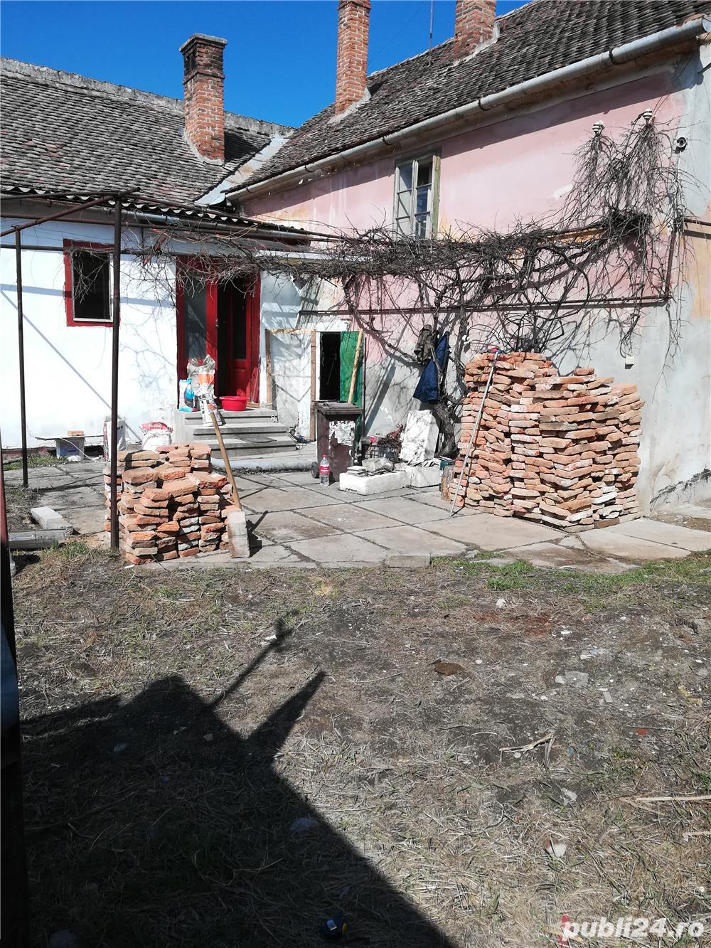 Casa singur in curte, Sibiu