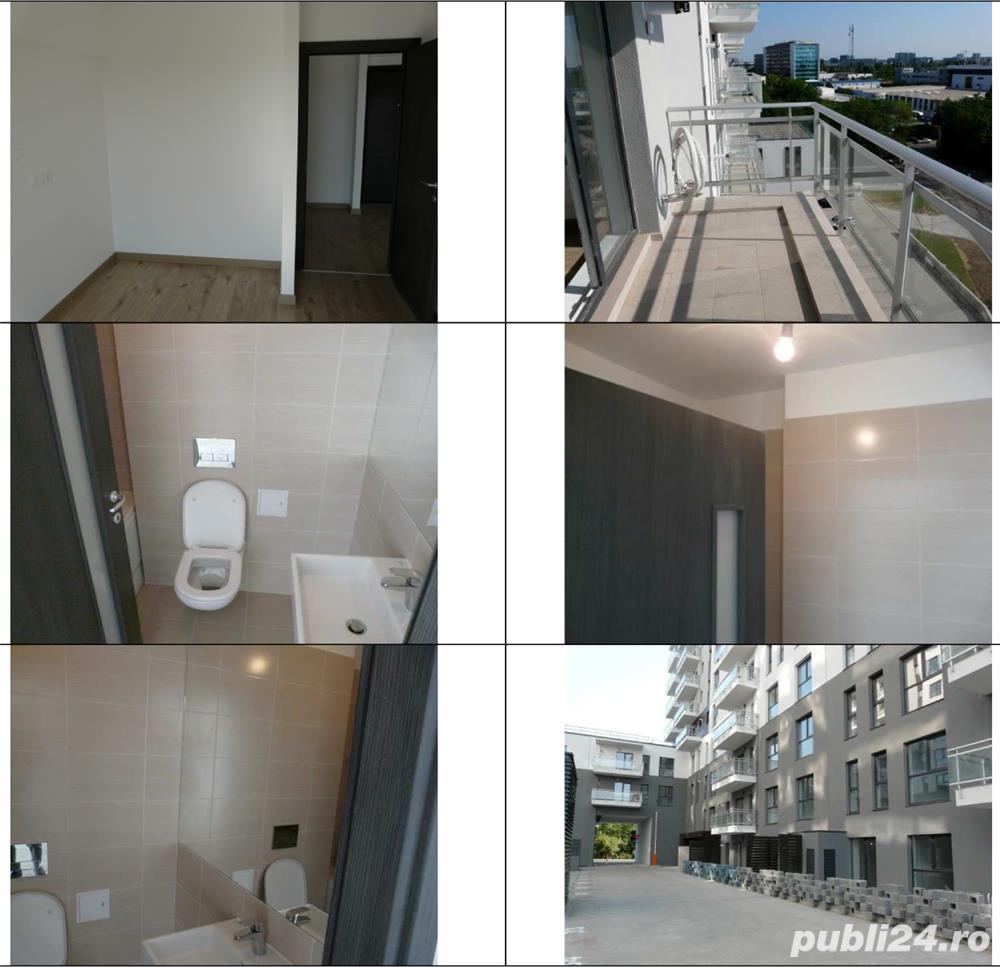 Particular Studio + 2 locuri parcare, Belvedere Residences, Aviatiei, Metrou Pipera