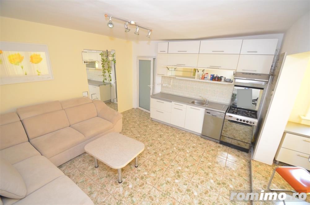 Apartament complet mobilat si utilat