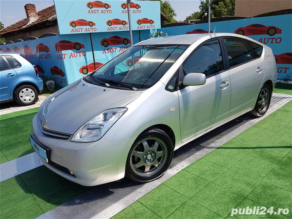 Toyota prius,An 2006,Motor 1300 cmc,80 Cp,Electric+Benzina,MODEL HYBRID