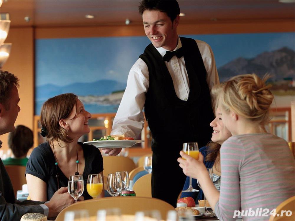 Ospatari restaurant - angajari