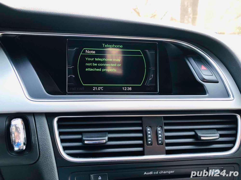 Vand URGENT ! Audi A5 sline coupe , 2.7 190 CP , automata 8+1 , full piele !!