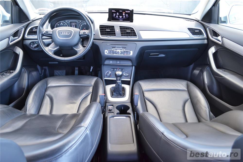 Audi Q3 an:2012=avans 0 % rate fixe aprobarea creditului in 2 ore=autohaus vindem si in rate