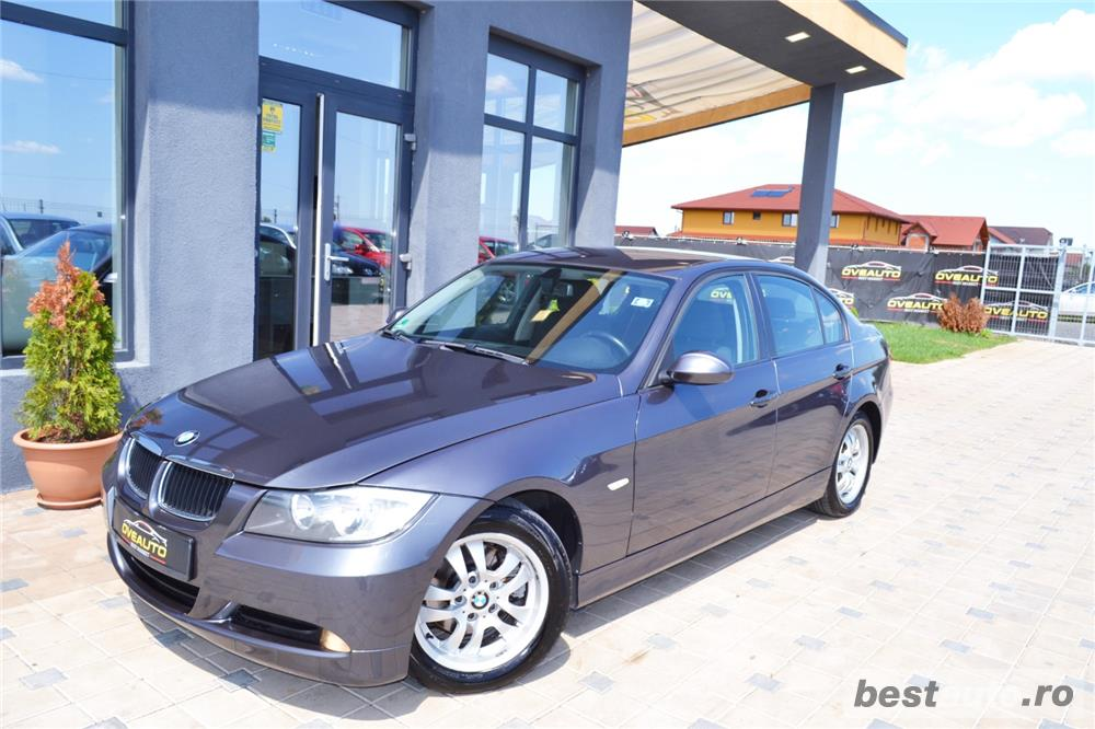 Bmw 320d an:2005=avans 0 % rate fixe aprobarea creditului in 2 ore=autohaus vindem si in rate