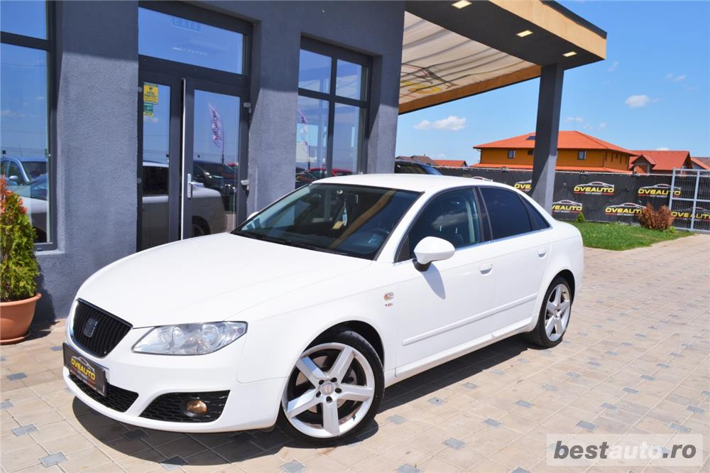 Seat Exeo an:2010=avans 0 % rate fixe aprobarea creditului in 2 ore=autohaus vindem si in rate