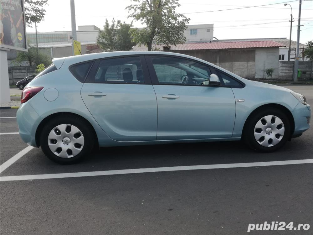 Opel Astra J 1.6/benzina/f 06.2010/85kw/116CP