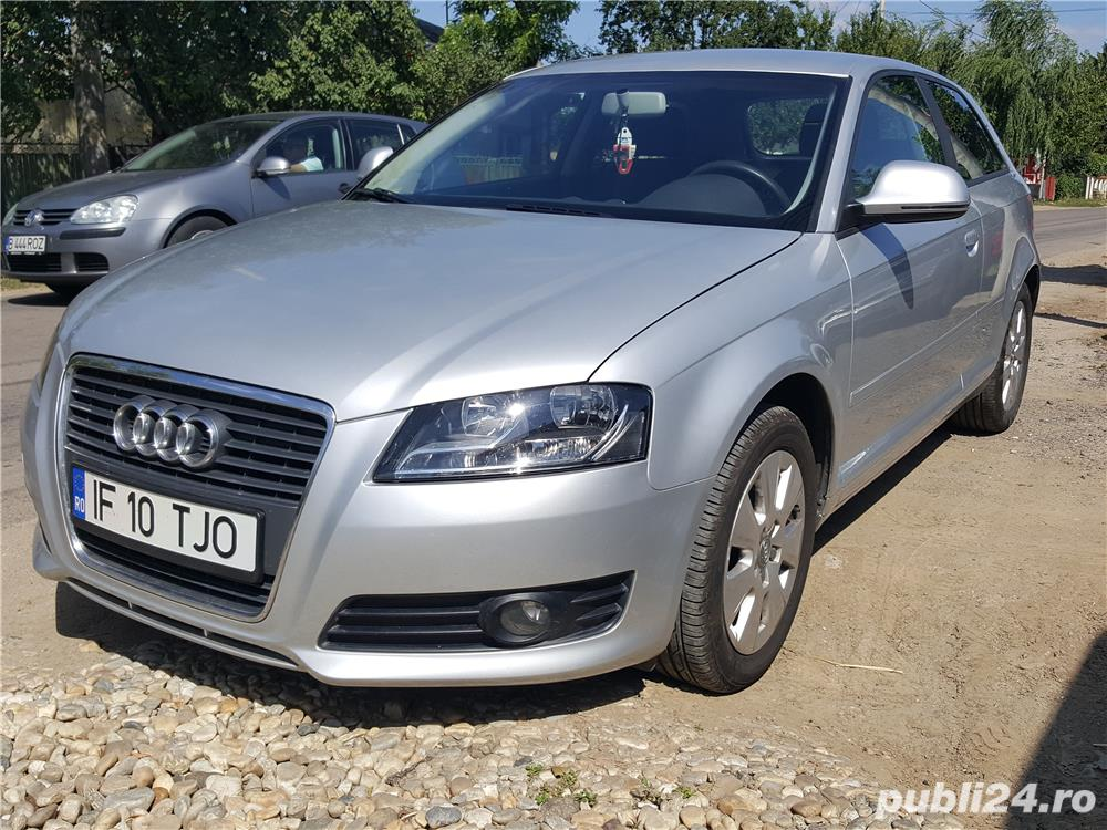 Audi A3 2010 inmatriculat