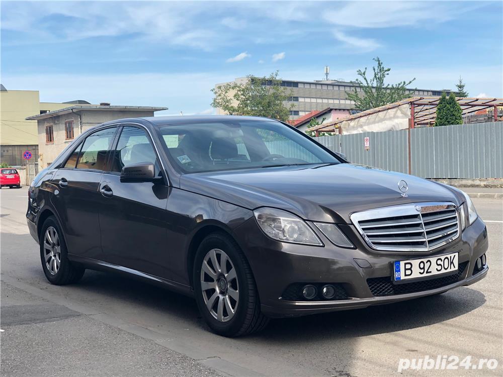 Mercedes-benz Clasa E E 200