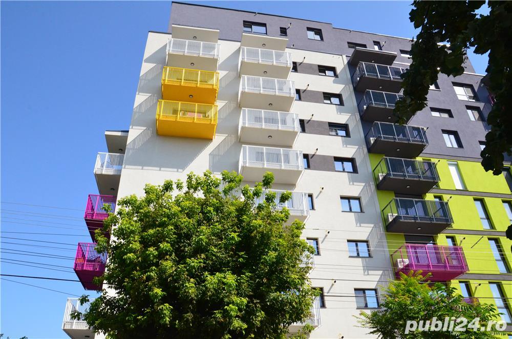 Inchiriez apartament nou Vivalia Complex