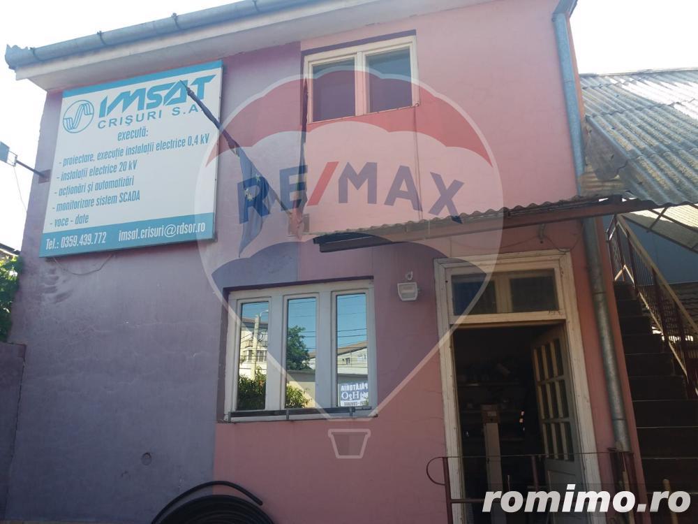 Spațiu comercial de vanzare pe str Iasomiei Oradea