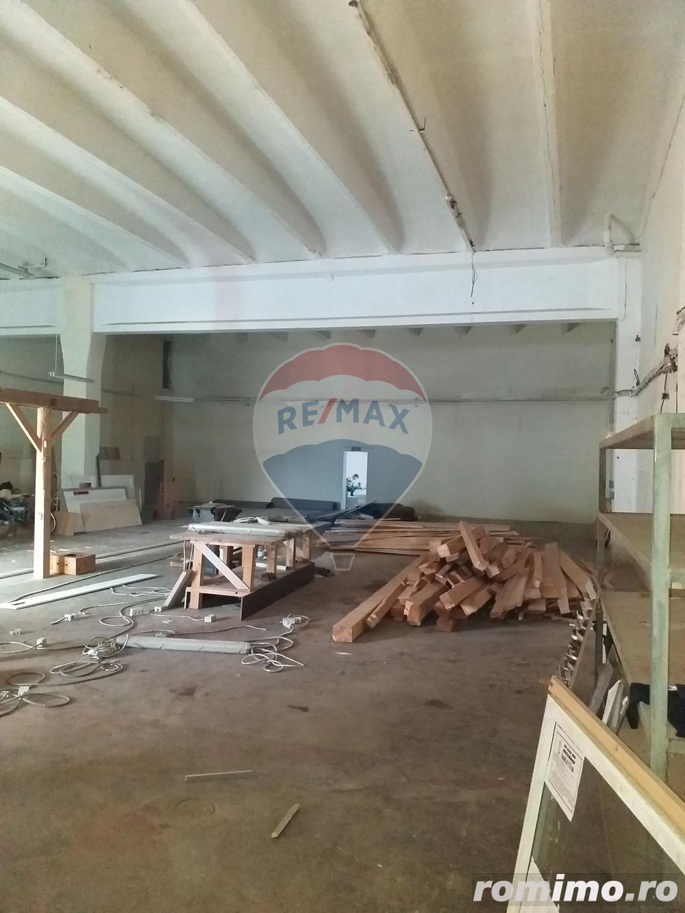 Spațiu comercial in zona Nufarul