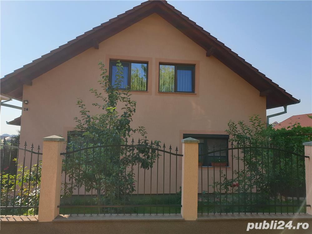Vand vila zona -Beldiceanu , P+M ,. ctr 2011, SC 250 mp , teren 681, gaz , strada asfaltata