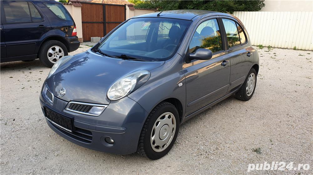 Nissan Micra 1.5 dci ,AC,Facelift