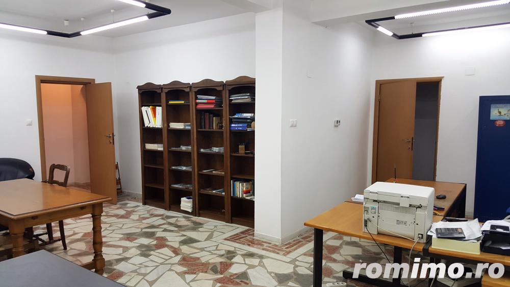 Apartament 3 camere, zona Nerva Traian, ideal office