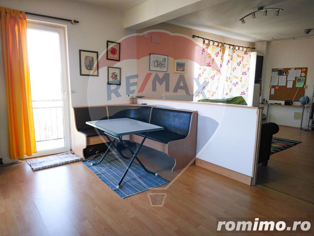 Prima inchiriere - Apartament spatios cu 2 nivele in Gheorgheni