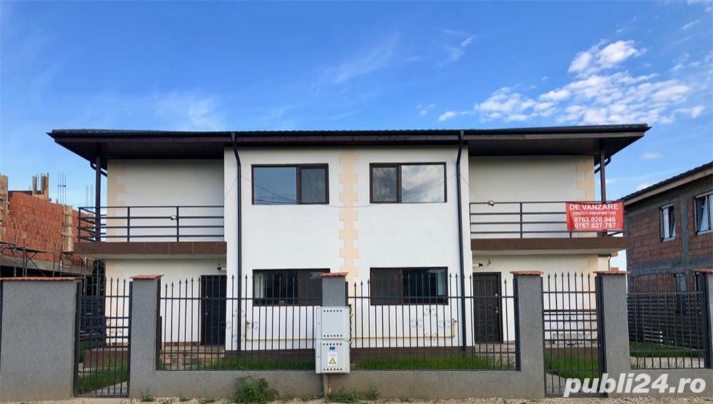 Duplex de vanzare, 120mp utili, 180mp curte -direct proprietar