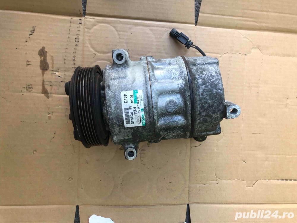 Compresor a/c clima Opel Insignia cod motor a20dth