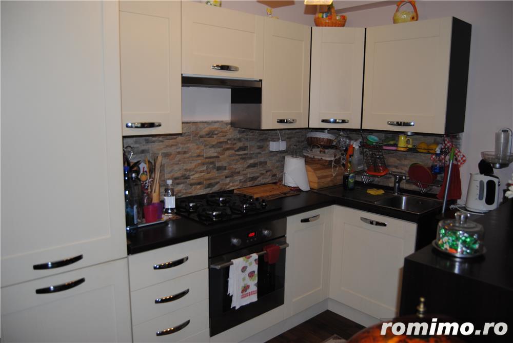 Predeal-Apartament cu 3 camere mobilat si utilat