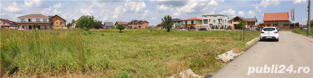 CORA, Dumbrăvița, parcelă de 645 mp cu toate utilitățile