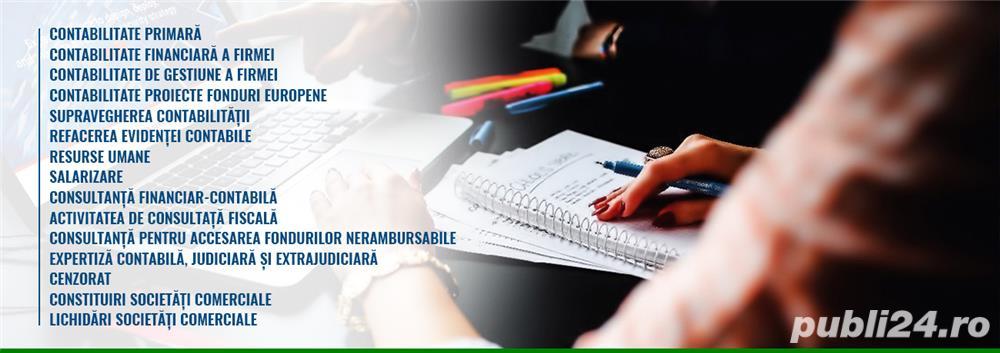 Servicii contabile Arad si Timisoara