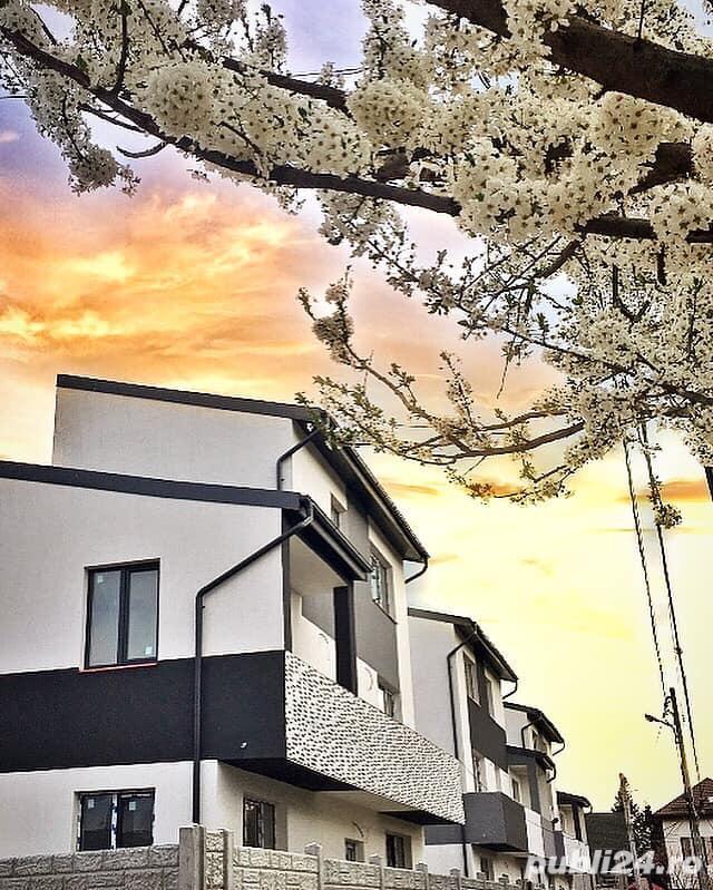 Vila inviduala moderna,4 camere,curte 100mp,Primarie Popesti