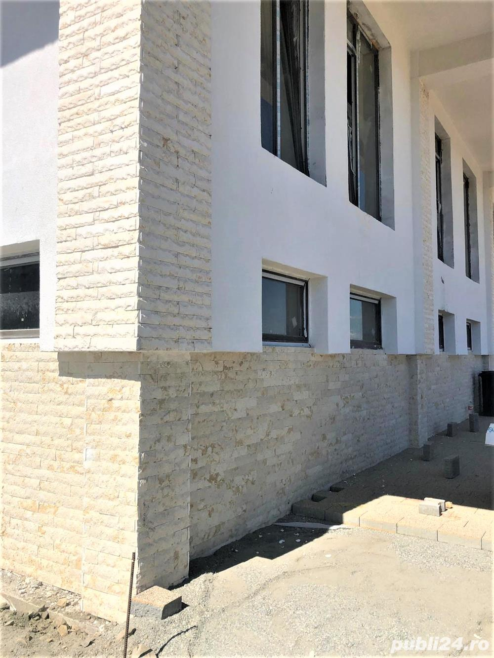 Parter: apartament 3 camere cu gradina. azure residence