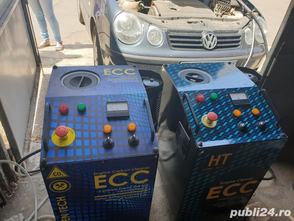 Decarbonizare Motor + Diagnoza Oferta 150 ron