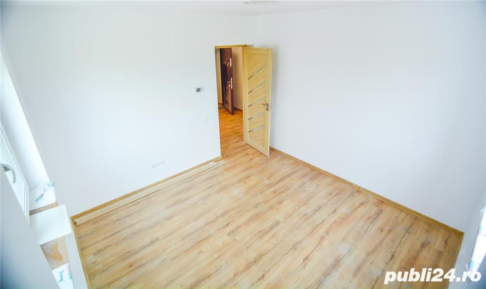Vand apartament 3 camere Calea Cisnadiei 53mp , 80 mp gradina 64700 euro