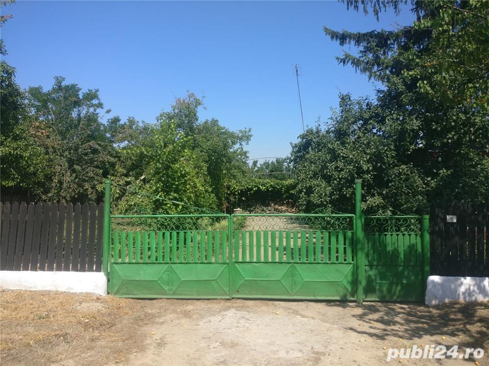 Casa + teren de vanzare, comuna Ciochina, judetul Ialomita