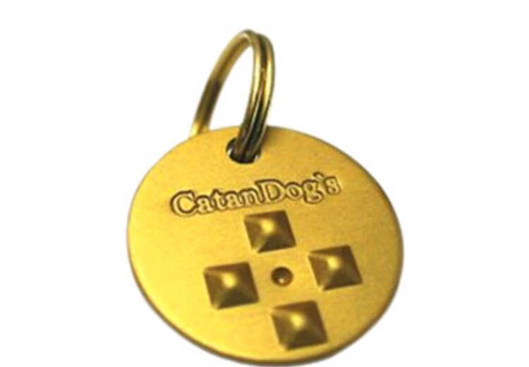 Medalion antiparaziți CatanDog