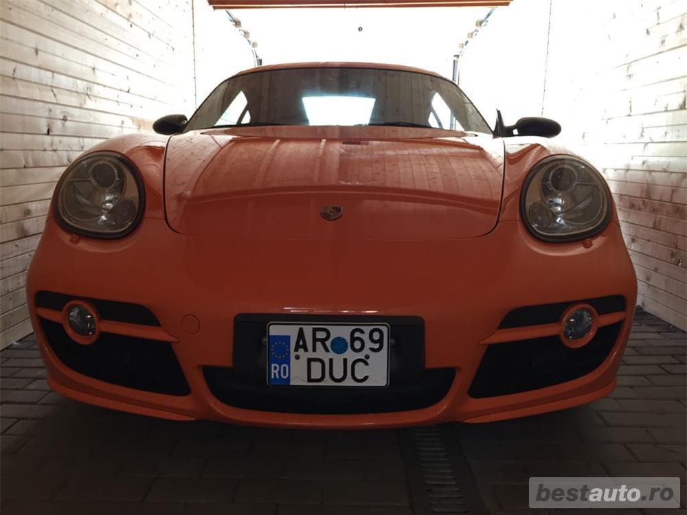 Porsche Cayman S ,  Editie limitata