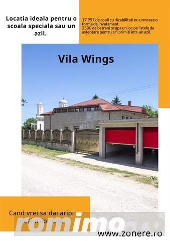 Vila Wings- Cand vrei sa dai aripi idealurilor tale