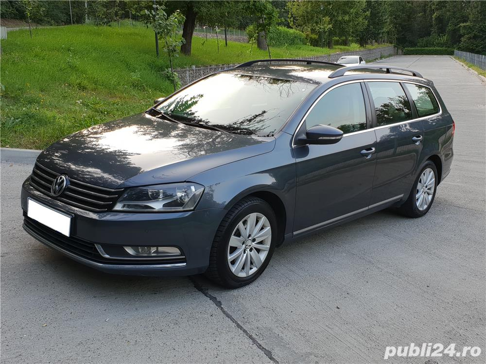 Volkswagen Passat fab.2011 / 1,6 TDI  /  full options