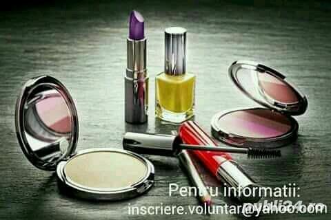 Participanti la studii cu cosmetice