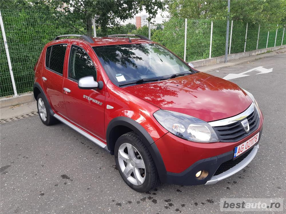 Dacia sandero stepway/GPL/an 2012/euro 5/navigatie