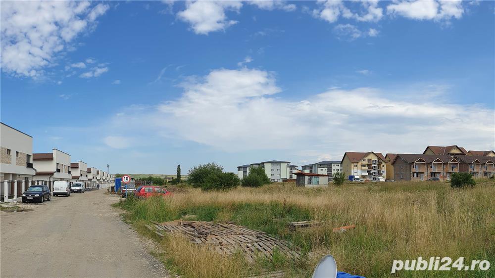 Teren pentru casa in zona Selimbar