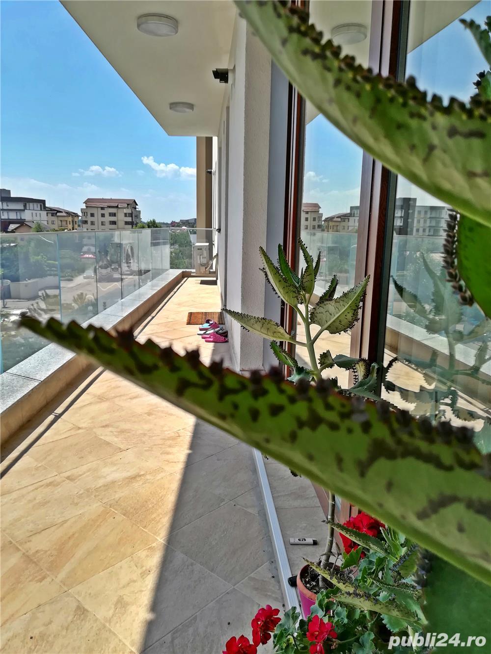 Apartament 3 camere in bloc nou, mobilat-utilat + loc parcare subteran