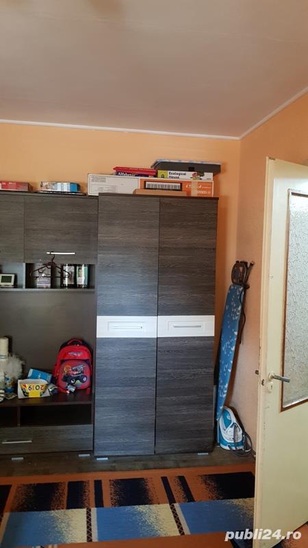 Vand apartament 3 camere Slatina vizavi de Spitalul Municipal
