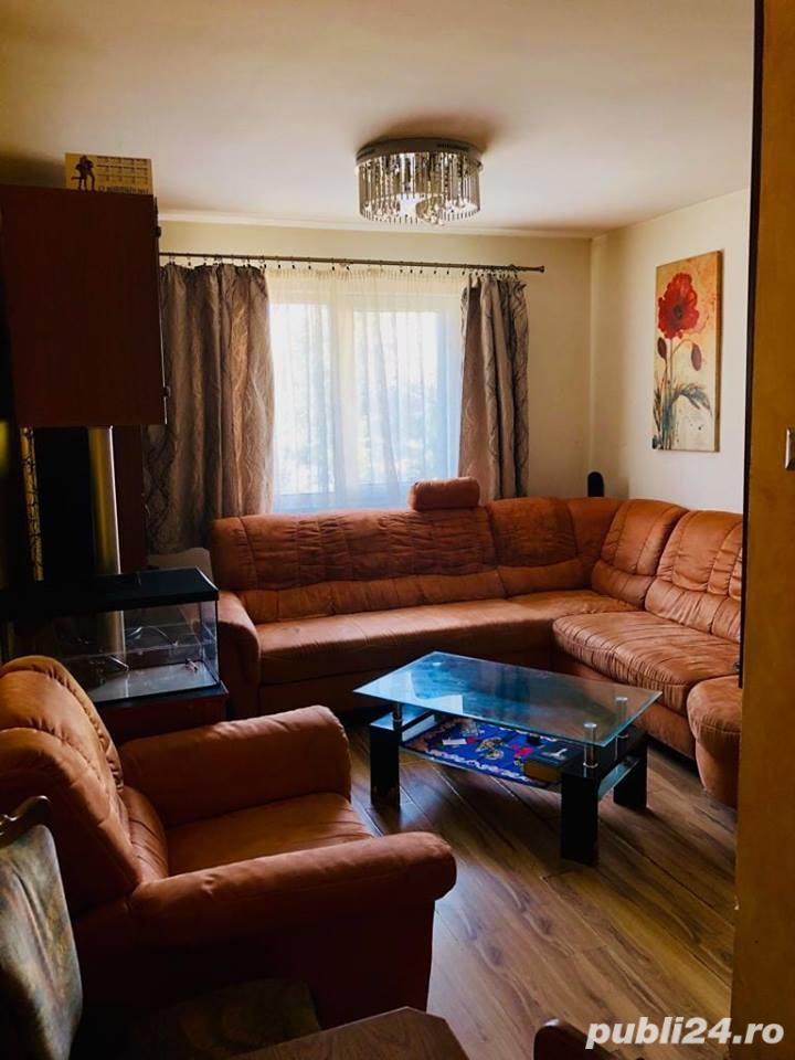 Inchiriez apartament 2 camere,zona Bartolomeu