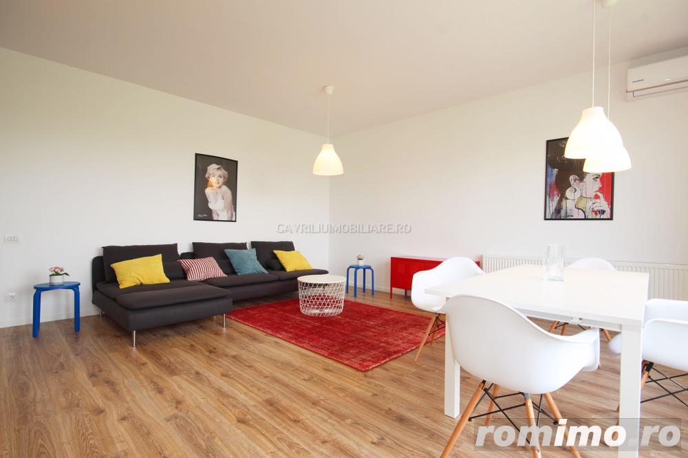 Inchiriere apartament 3 camere - Floreasca, Laguna Residence!