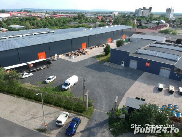 Hala de productie / depozitare in Baia Mare