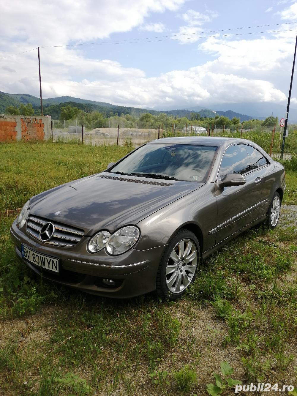 Mercedes-benz Clasa CLK CLK 220