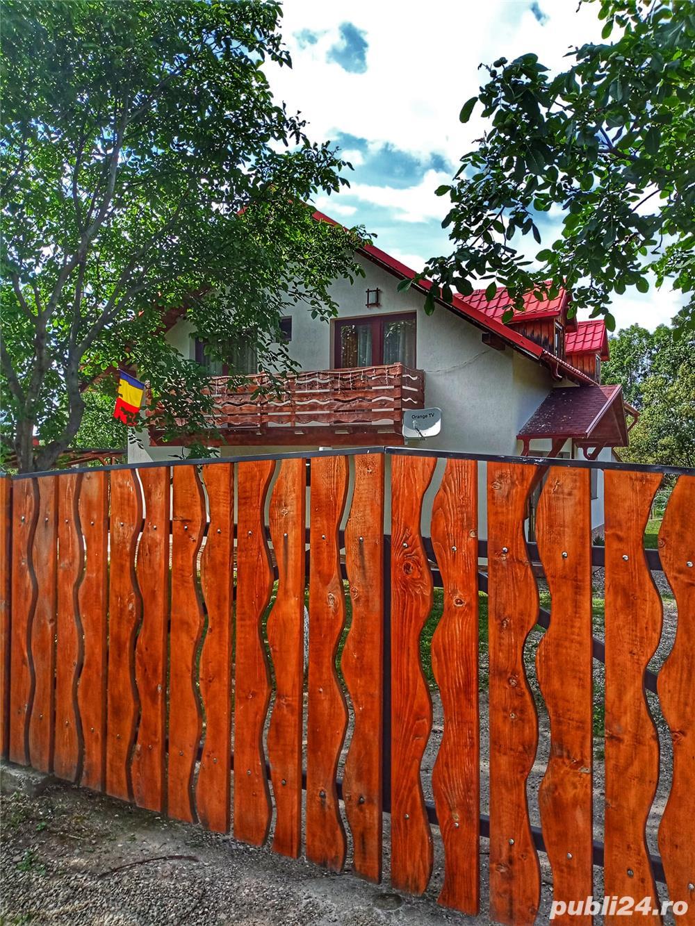 Cabana turistica Ada, sat vacanta Dejani, 20 km de Fagaras, jud. Brasov