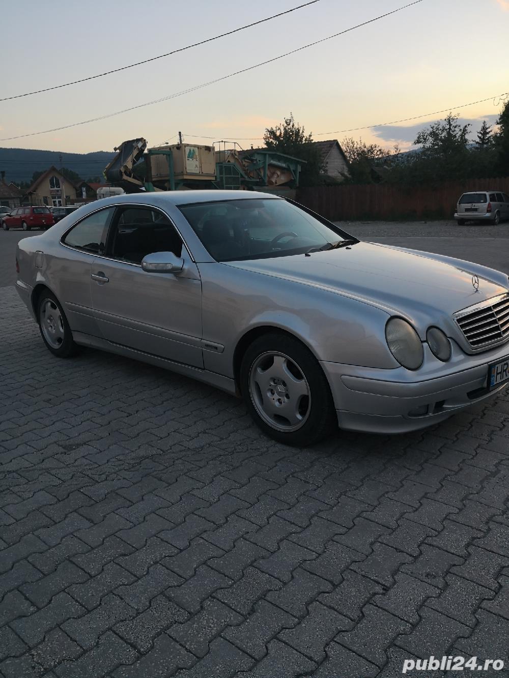 Mercedes-benz Clasa CLK CLK 200