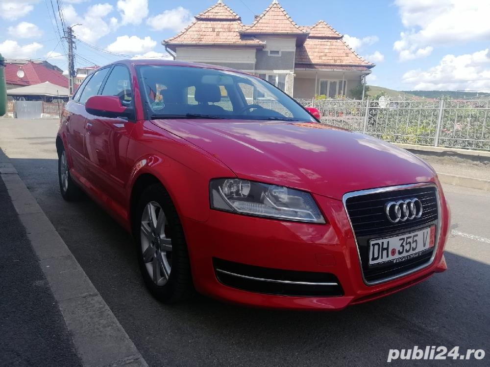 Audi A3 ,euro 5,2012