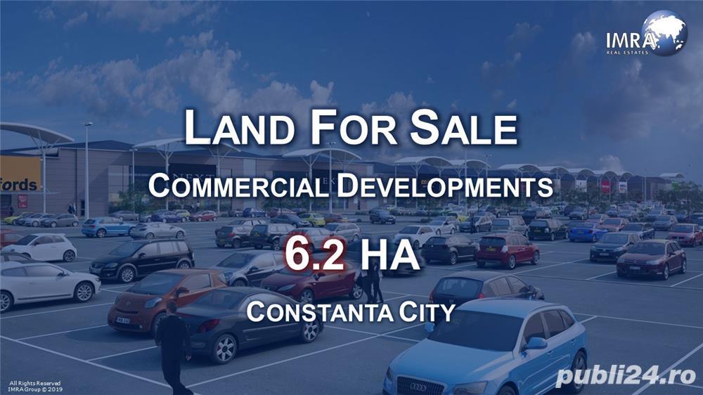 Development Land For Sale - 6.2 HA - Constanta